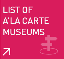 List of a' la carte museums